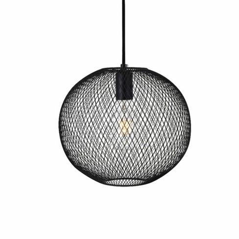 """Elegant Lighting LD2249 Keller Single Light 11"""" Wide Pendant - image 1 of 1"""