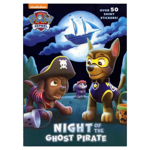 Night of the Ghost Pirate - (Paw Patrol) (Paperback) - image 1 of 1