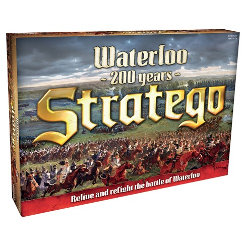 Stratego Waterloo Game - image 1 of 2