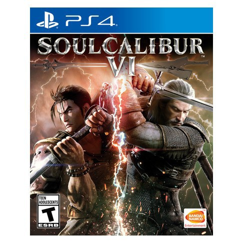 Soulcalibur VI: Collector's Edition - PlayStation 4 - image 1 of 4