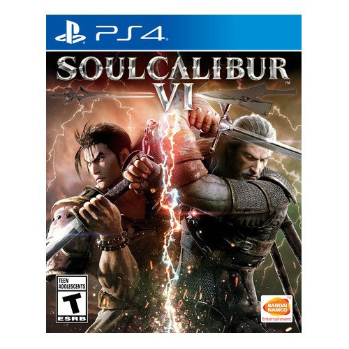 SOULCALIBUR VI - PlayStation 4