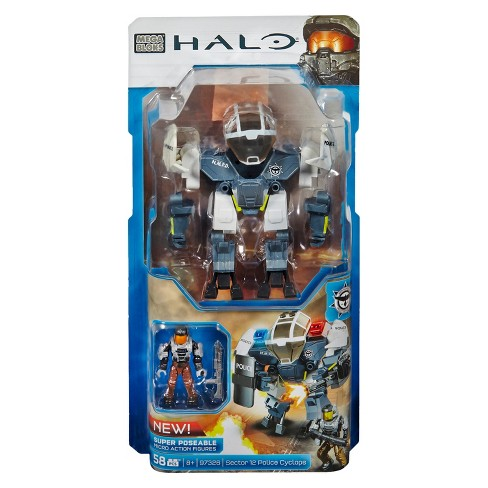 Mega Bloks® Halo Sector 12 Police Cyclops - image 1 of 3