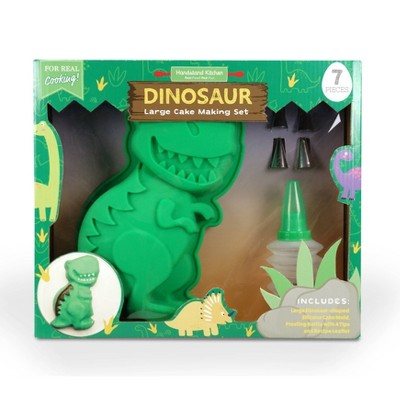 Handstand Kitchen Dinosaur Cake Making Set