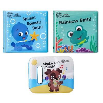 Baby Einstein Bath Book Collection