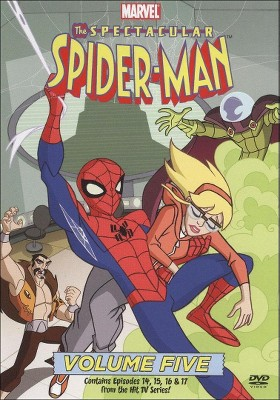The Spectacular Spider-Man, Vol. 5 (DVD)