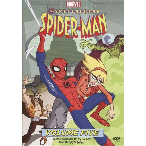 The Spectacular Spider-Man, Vol. 5 (DVD) - image 1 of 1