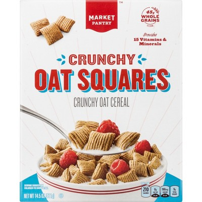Oatmeal Squares Breakfast Cereal - 14.5oz - Market Pantry™