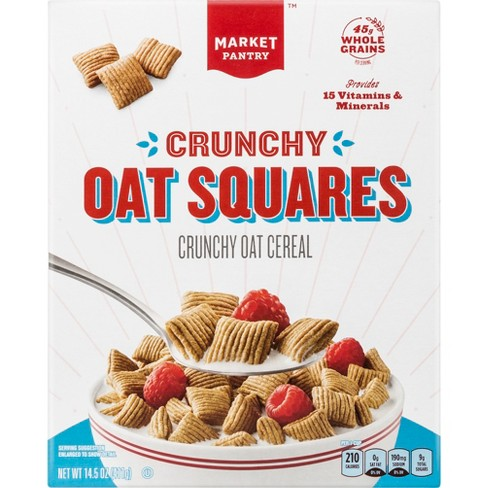 Oatmeal Squares Breakfast Cereal - 14