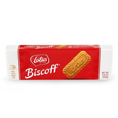 Lotus Biscoff Cookies - 8.8oz