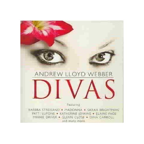 Andrew Lloyd Webber - Andrew Lloyd Webber: The Divas (CD) - image 1 of 1
