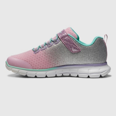 44d9b7635517 Girls  S Sport By Skechers Bethanie Jogger Sneakers - Pink   Target