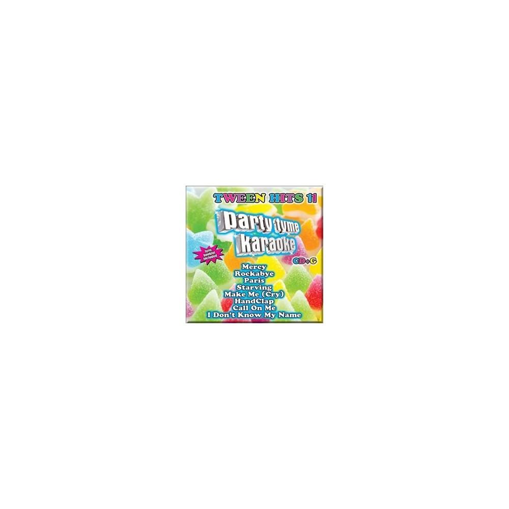 Various - Party Tyme Karaoke:Tween Hits 11 (CD)