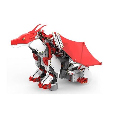 UBTECH Jimu Robot Mythical Series: FireBot Kit - image 1 of 4