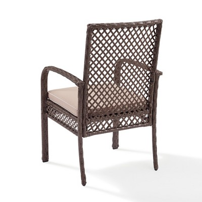 Wonderful Tribeca Outdoor Wicker Dining Chair   Crosley : Target