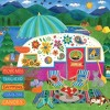 Ceaco Happy Camper: Lake Camper Oversized Jigsaw Puzzle - 300pc - image 2 of 3