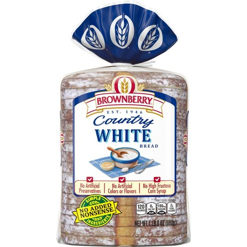 Brownberry Country White Bread - 24oz - image 1 of 4
