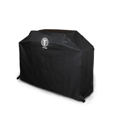 TYTUS  60'' Heavy Duty 4-Burner Gas Grill Cover Black