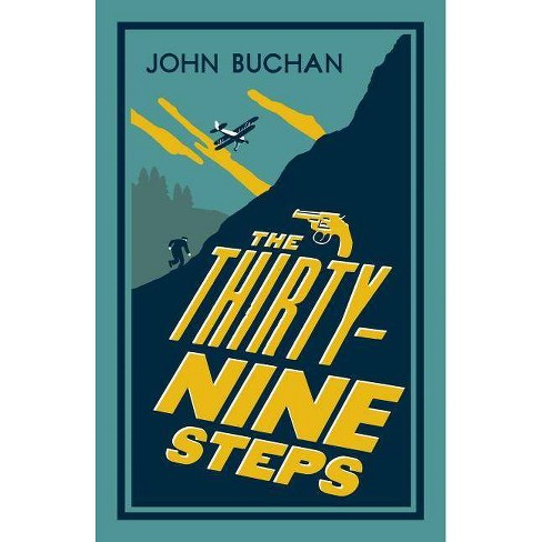 The Thirty-Nine Steps - (Evergreens) by  John Buchan (Paperback) - image 1 of 1