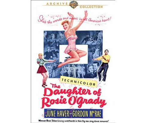 Daughter of rosie o'grady (DVD) - image 1 of 1