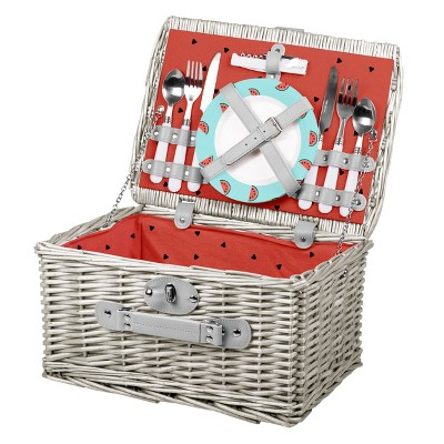 Picnic Time® 8pc Catalina Picnic Basket
