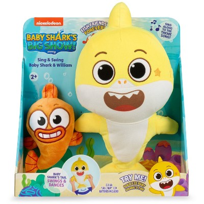 Baby Shark's Big Show! Sing & Swing Baby Shark & William