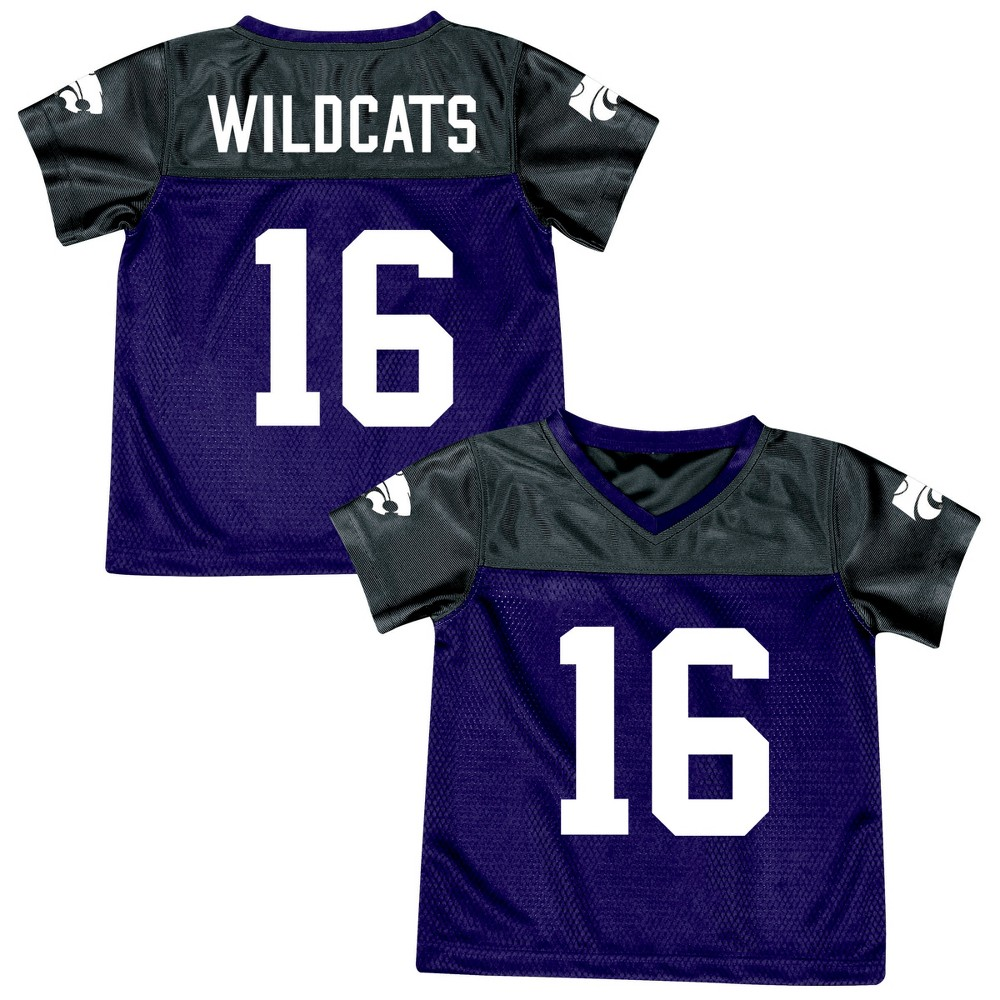 Athletic Jerseys Kansas State Wildcats 3T, Multicolored