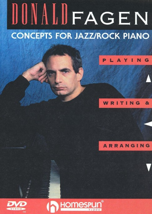Donald fagen:Concepts for jazz/Rock p (DVD) - image 1 of 1