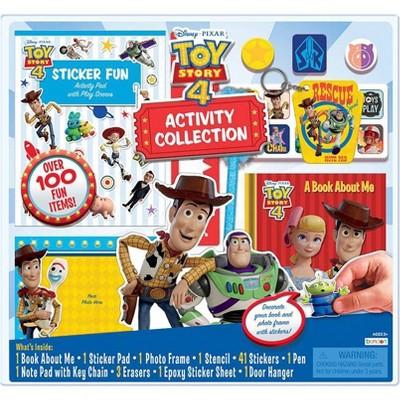 Disney Toy Story 4 100pc Craft Activity Set - Bendon
