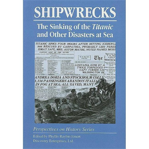 Shipwrecks - (Perspectives on History (Discovery)) (Paperback) - image 1 of 1