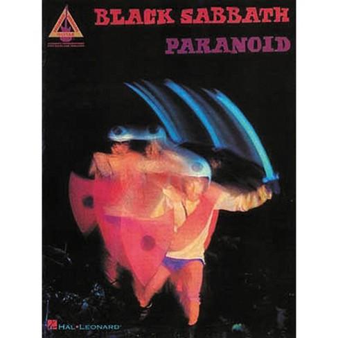Hal Leonard Black Sabbath Paranoid Guitar Tab Songbook - image 1 of 1
