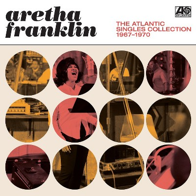 Aretha Franklin - Atlantic Singles Collection 1967-1970 (Vinyl)