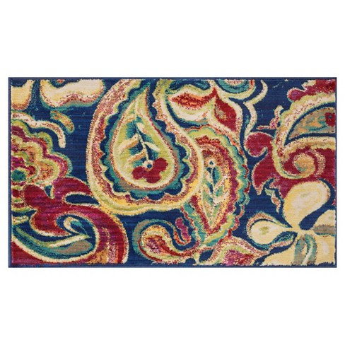 "Loloi Isabelle Accent Rug - Blue (2'2""X5') - image 1 of 3"