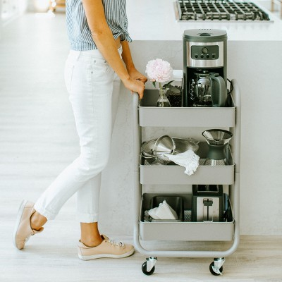 Organized Kitchen Appliances Collection styled by Camille Styles