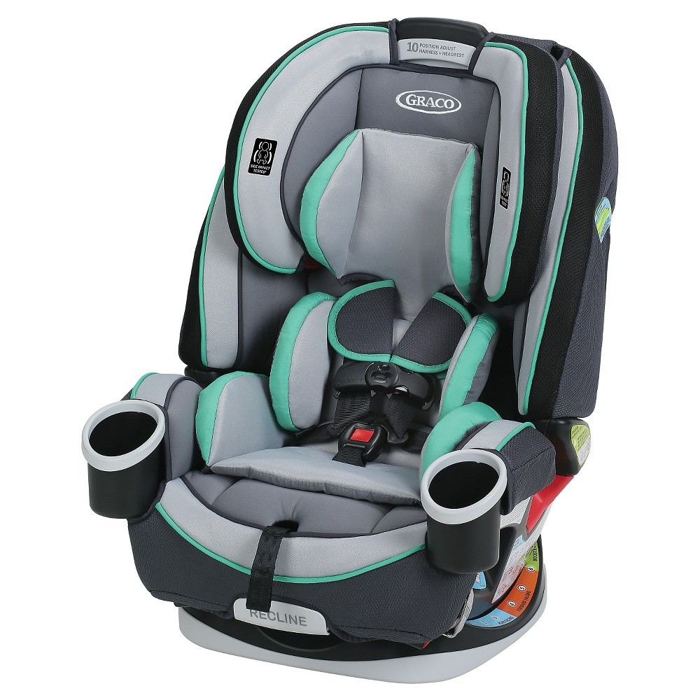 Graco 4Ever All in One Car Seat - Basin