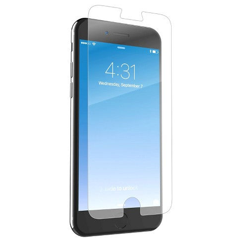 ZAGG Apple iPhone 7/6s/6 Glass+ Screen Protector - image 1 of 3