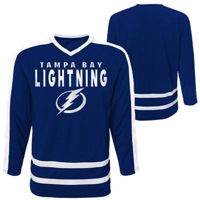 NHL Tampa Bay Lightning Boys' Jersey - XL