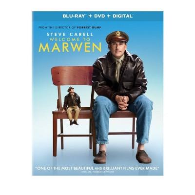 Welcome to Marwen (Blu-Ray + DVD + Digital)