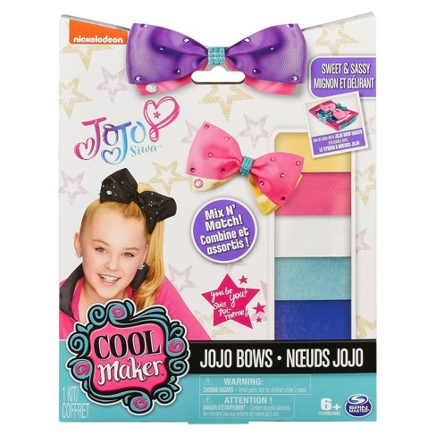 Cool Maker JoJo Siwa Bows Accessory Pack - image 1 of 6