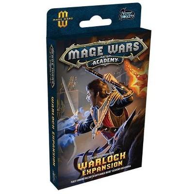 Mage Wars Academy - Warlock Expansion Board Game