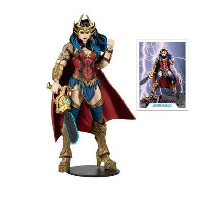 DC Comics Death Metal Build-A Figure - Wonder Woman