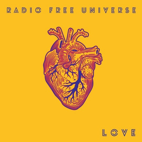 Radio Free Universe - Love (CD) - image 1 of 1