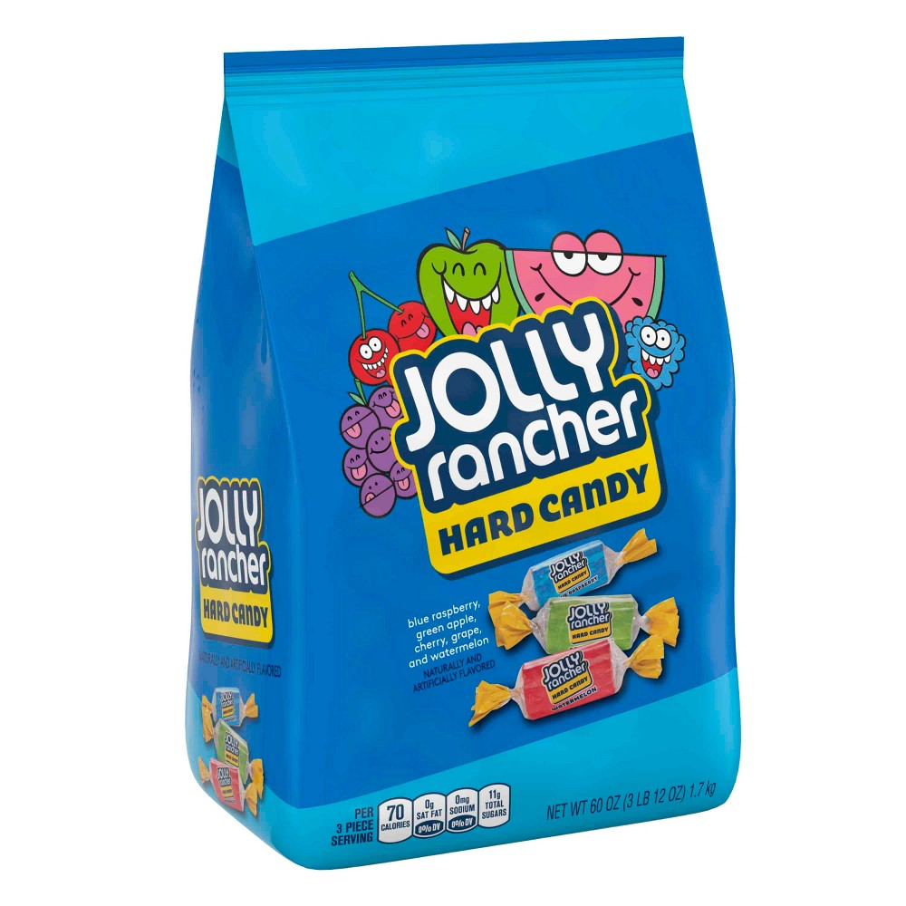 Jolly Rancher Original Flavors Hard Candies 3 75lbs