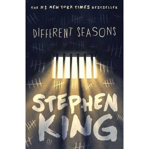 Different Seasons - by  Stephen King (Paperback) - image 1 of 1