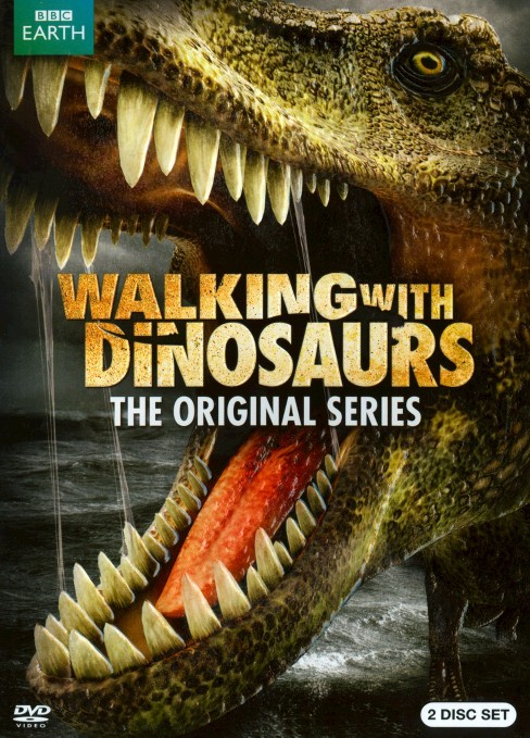 Walking with Dinosaurs [2 Discs] - image 1 of 1