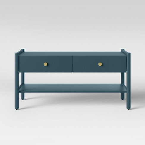 Wiley Coffee Table Blue - Project 62™ - image 1 of 3