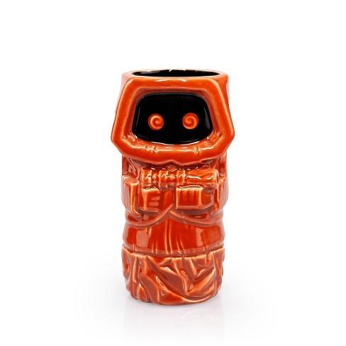 Beeline Creative Geeki Tikis Star Wars Jawa Mug | Crafted Ceramic | Holds 14 Ounces - image 1 of 4