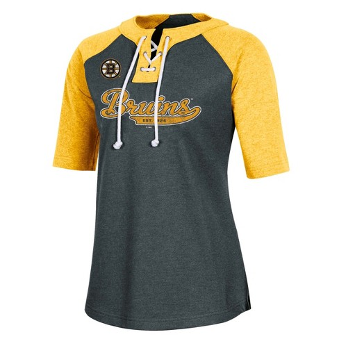 premium selection d89aa 9a11f NHL Boston Bruins Women's Blueline French Terry Fleece