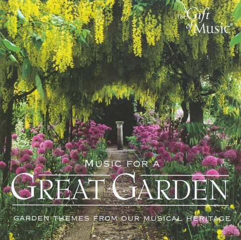 Various - Music for a great garden (CD) - image 1 of 1