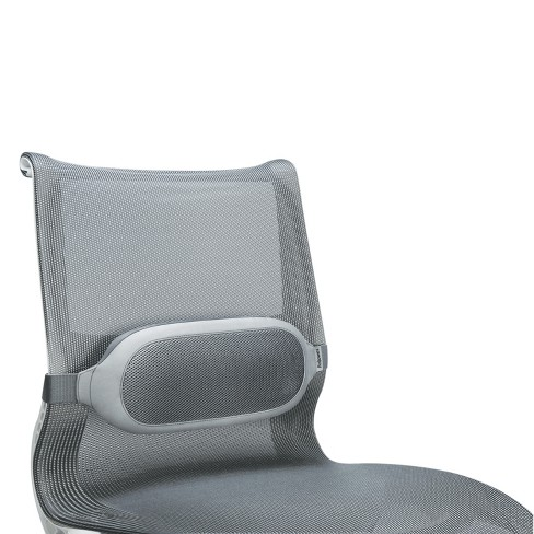 Fellowes® I-Spire Series Lumbar Cushion, 14 x 3 x 6, Gray - image 1 of 1