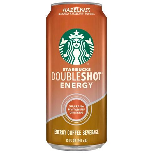Starbucks Doubleshot Hazelnut - 15 fl oz Can - image 1 of 3